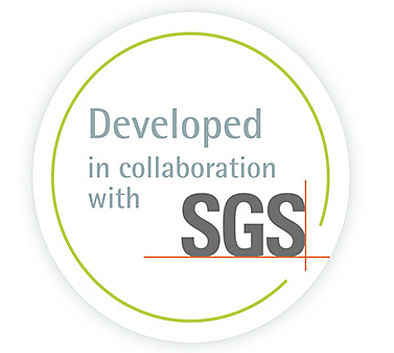Developed in collaboration with SGS
