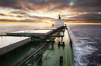 Microbiology of ballast water