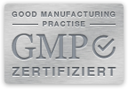 GMP (Good Manufacturing Practice) certificate