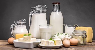 Analyse von Milch und Milchprodukte