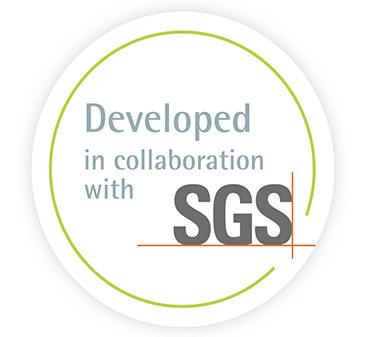 In Kollaboration mit SGS entwickelt
